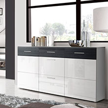 sideboard esszimmertisch und mehr esszimmer bei lipo. Black Bedroom Furniture Sets. Home Design Ideas
